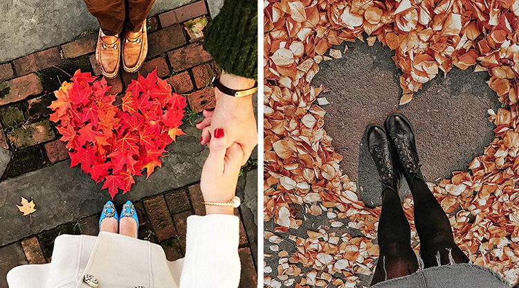 15 Ideas For Autumn Photos That You Will Definitely Want To Repeat, фото № 2