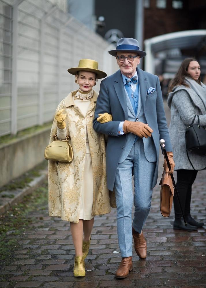 История о том, как берлинские пенсионеры Гюнтер и Бритт живут на полную катушку и радуются жизни!, фото № 2