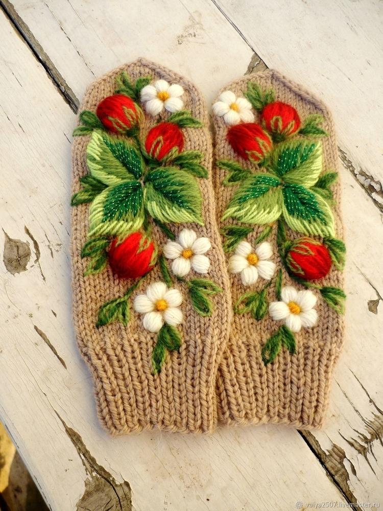 К зиме готовы! 50 идей вещей для вязания спицами, фото № 25
