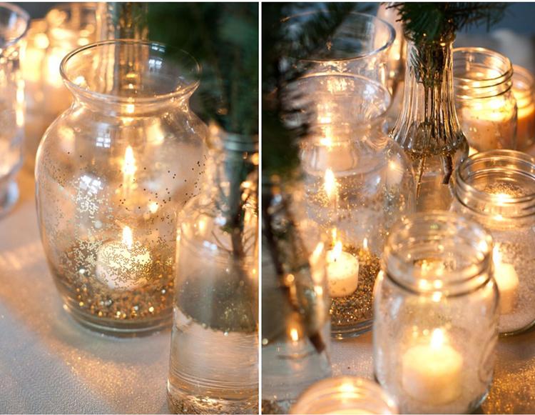 Золотой новогодний декор: 15 классных идей, фото № 25