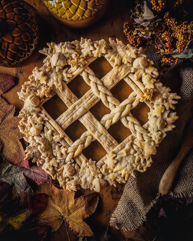 Самоучка печет пироги невероятной красоты: кулинарные шедевры от Helen Nugent + 3 секрета идеальной выпечки, фото № 1