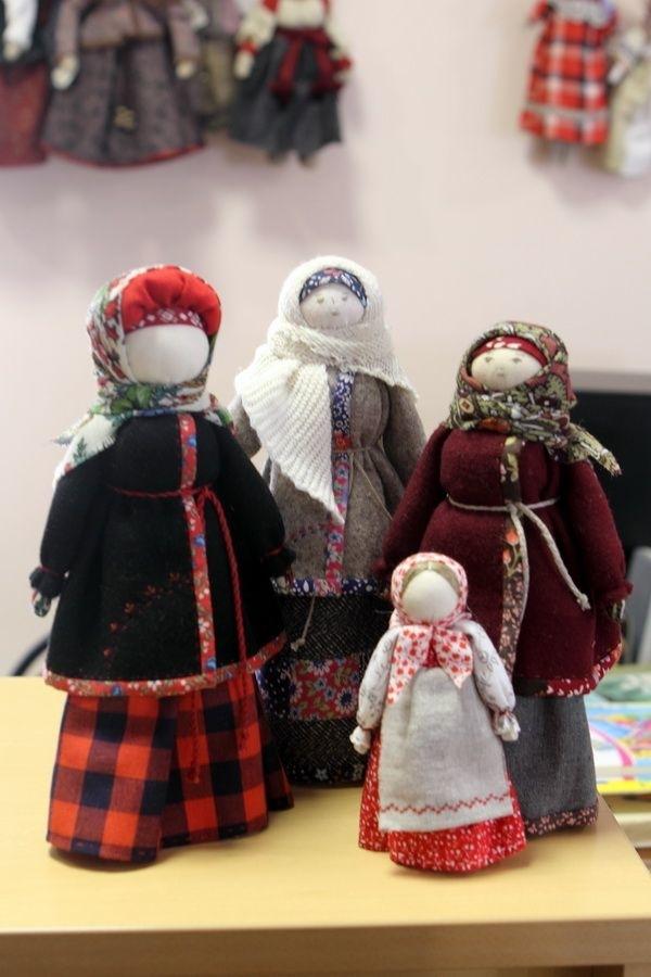 История и особенности русской тряпичной куклы, фото № 29