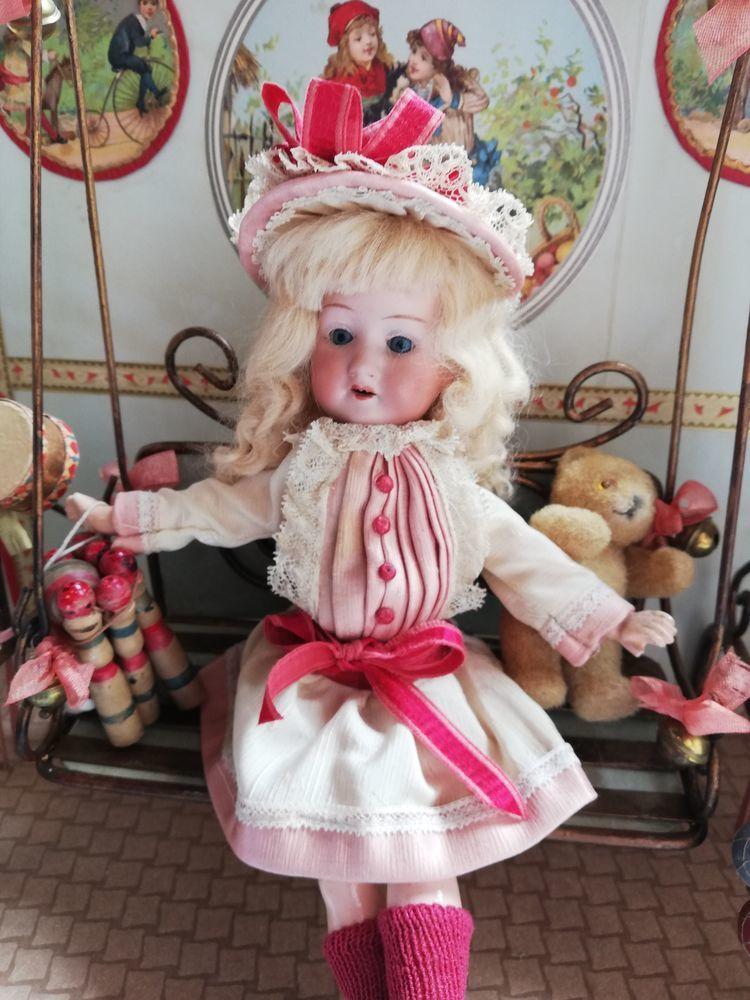 Всё, что необходимо девочке для игры в куклы
