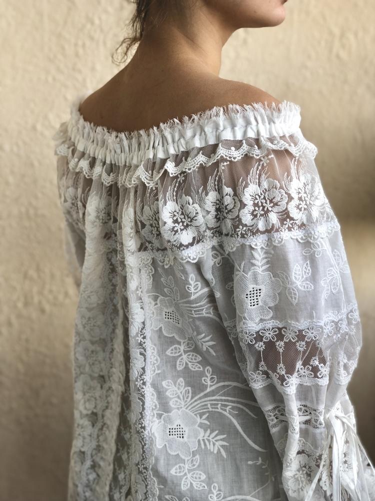 Нежная Одетта теперь в молочном цвете, фото № 2