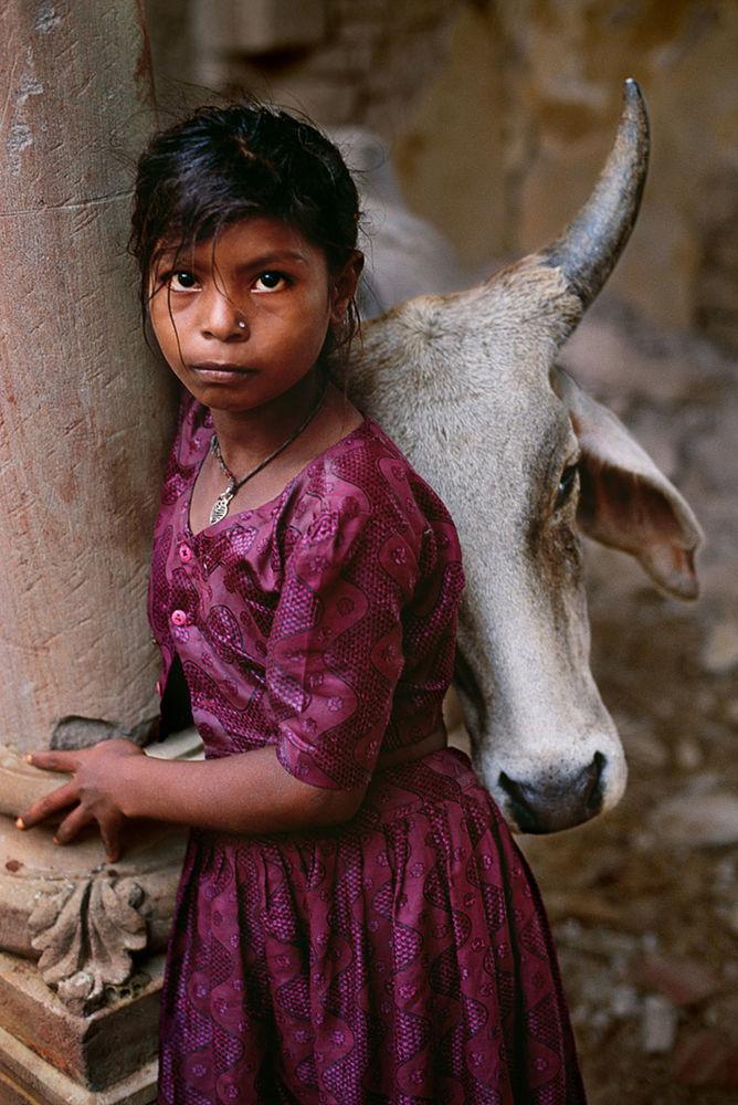 Мы с тобой одной крови 35 невероятных кадров из жизни людей и животных от легендарного фотографа Стива МакКарри, фото № 19