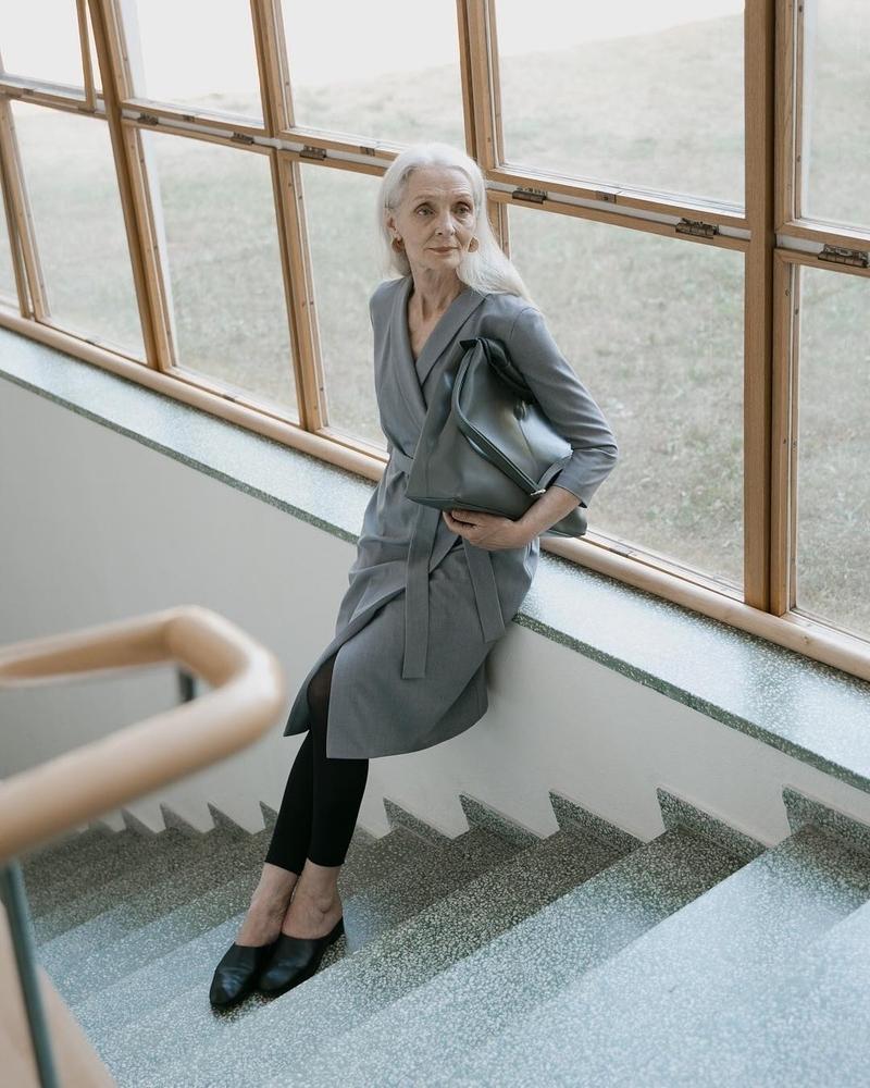 Как 64-летняя петербурженка стала моделью года, фото № 9