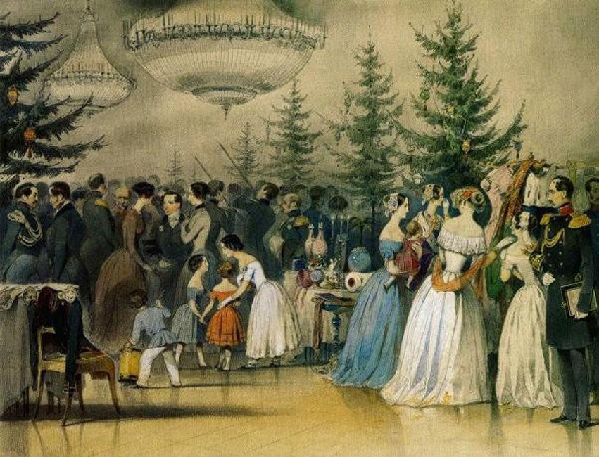 Зимние забавы до революции. Часть 5, фото № 1
