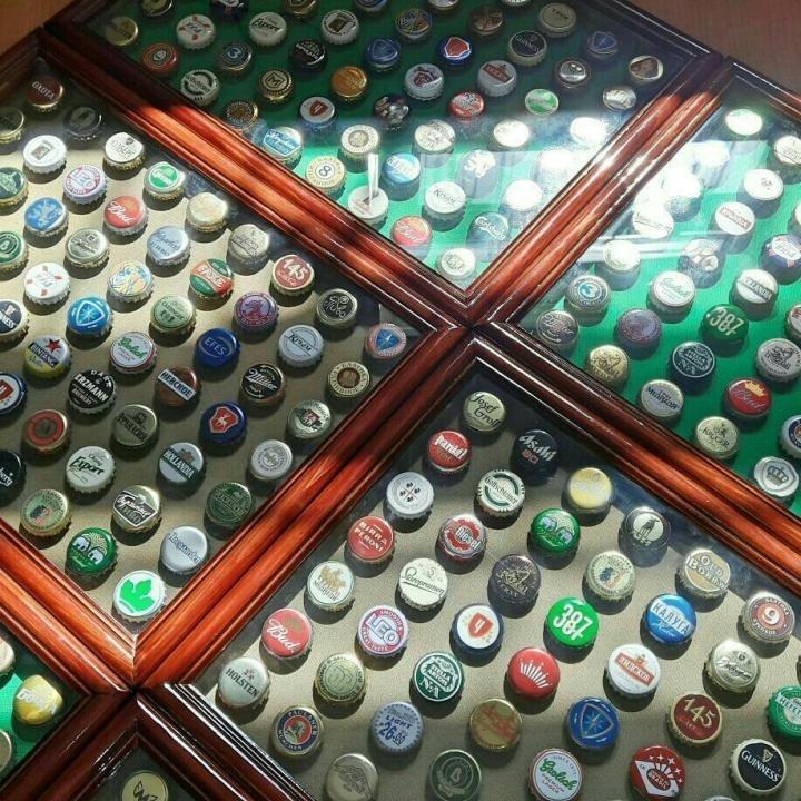 Коллекционируем красиво: 40+ впечатляющих полок для хранения коллекций, фото № 24