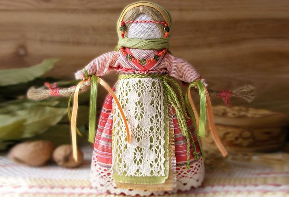 История и особенности русской тряпичной куклы, фото № 22