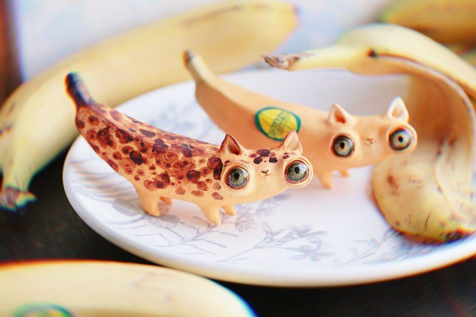Alien Invasion Of Cuteness: 25+ Unusual Creatures By Anna Nazarenko, фото № 9