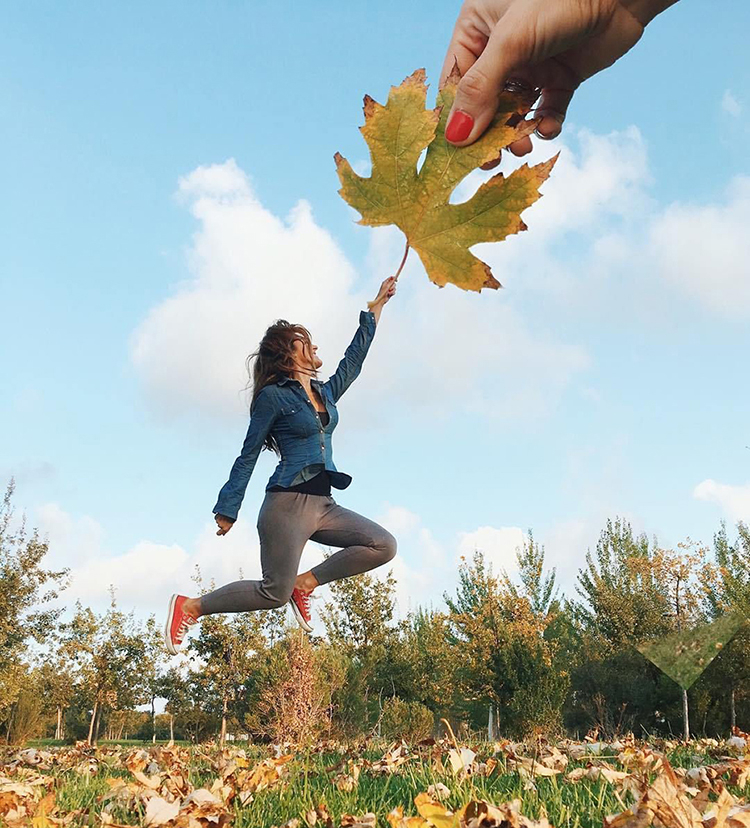 15 Ideas For Autumn Photos That You Will Definitely Want To Repeat, фото № 6