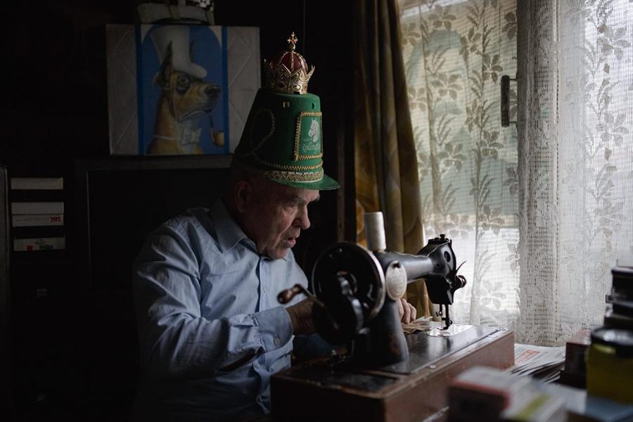 Вятский модник: как 72-летний пенсионер своими нарядами дает фору молодым, фото № 3