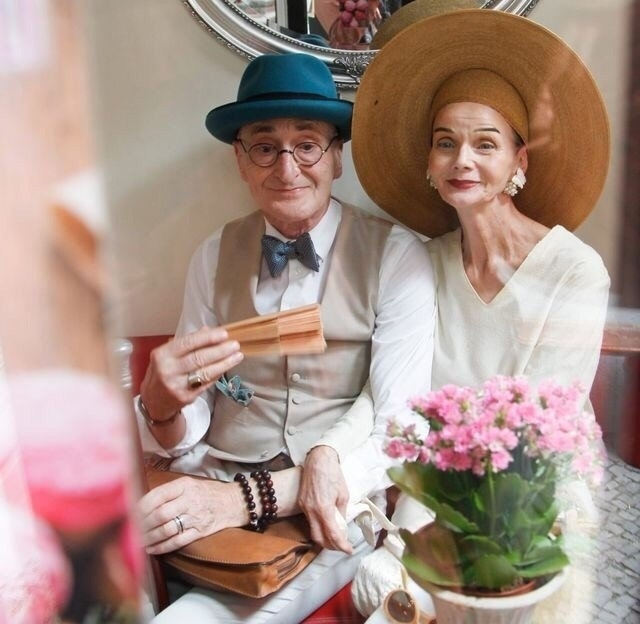Story Of How Berlin Retirees Gunther And Britt Live To The Fullest & Enjoy  Life! | Журнал Ярмарки Мастеров