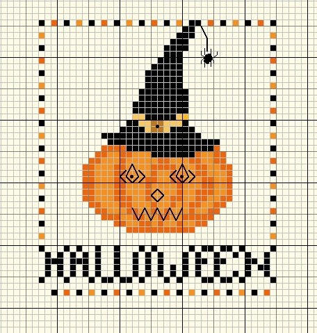 In Love With Autumn: 50+ Cross Stitch Patterns, фото № 41