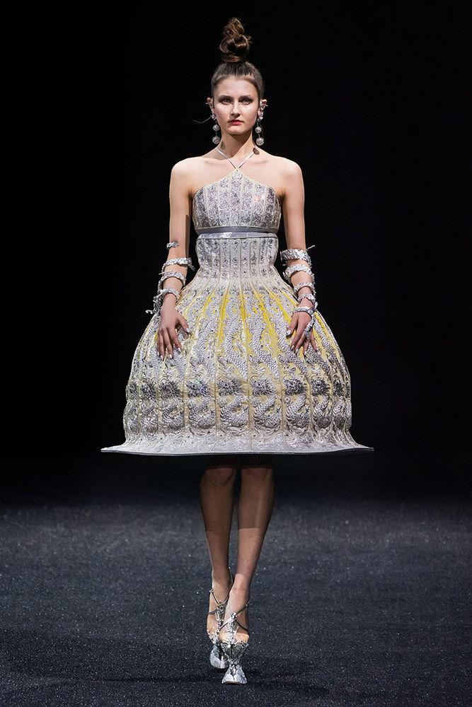 Китайские традиции высокой моды: фантастическая коллекция Guo Pei весна–лето 2019 – Ярмарка Мастеров<br />