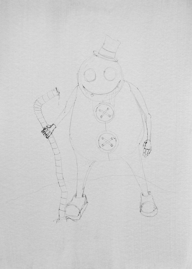 блог художника