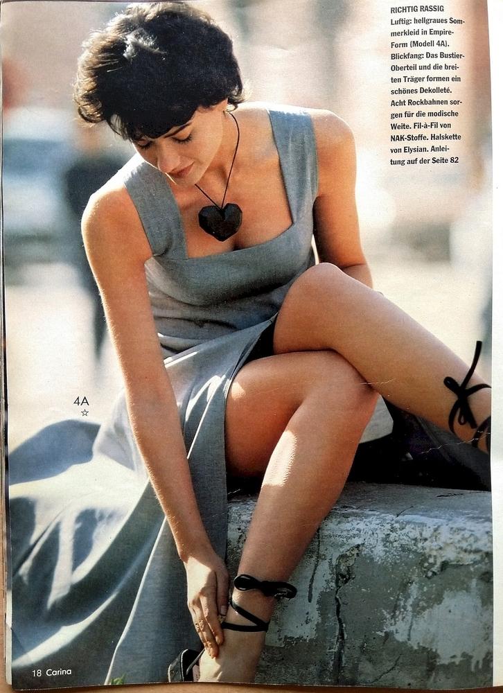 Carina № 5/1994. Фото моделей, фото № 2