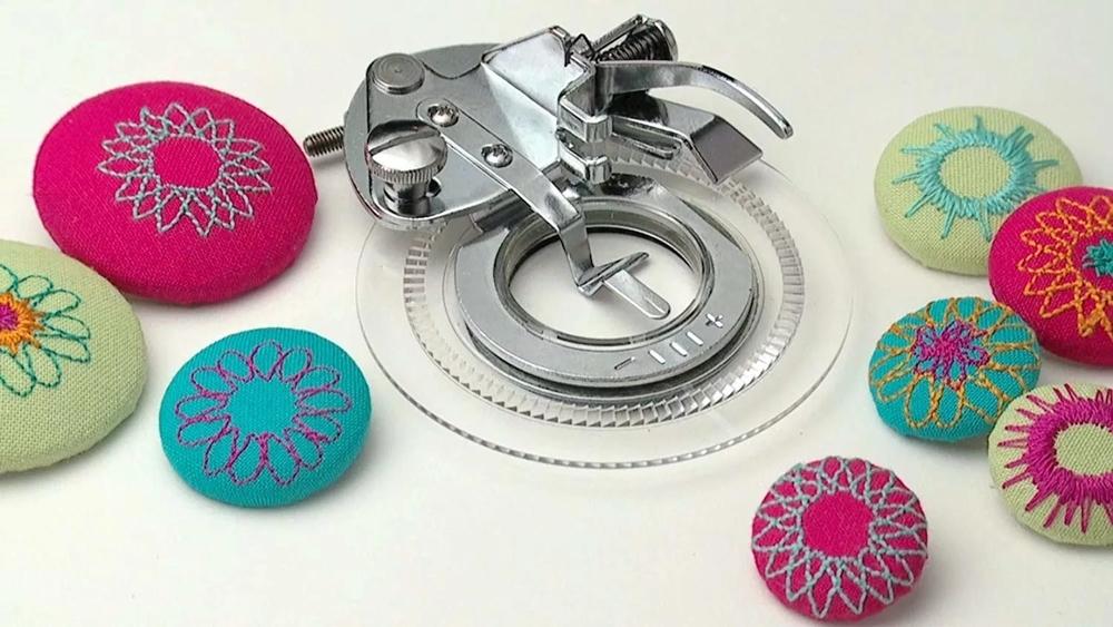 20 лапок для супер-возможностей вашей швейной машинки, фото № 19