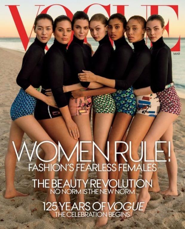 Мастер провокации. 10 самых скандальных обложек журнала Vogue, фото № 4