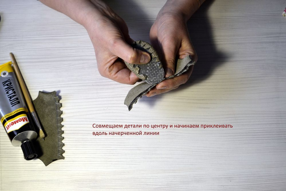 Мастер-класс «Обувь для куклы», фото № 30