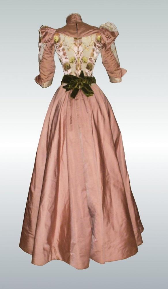 французские платья