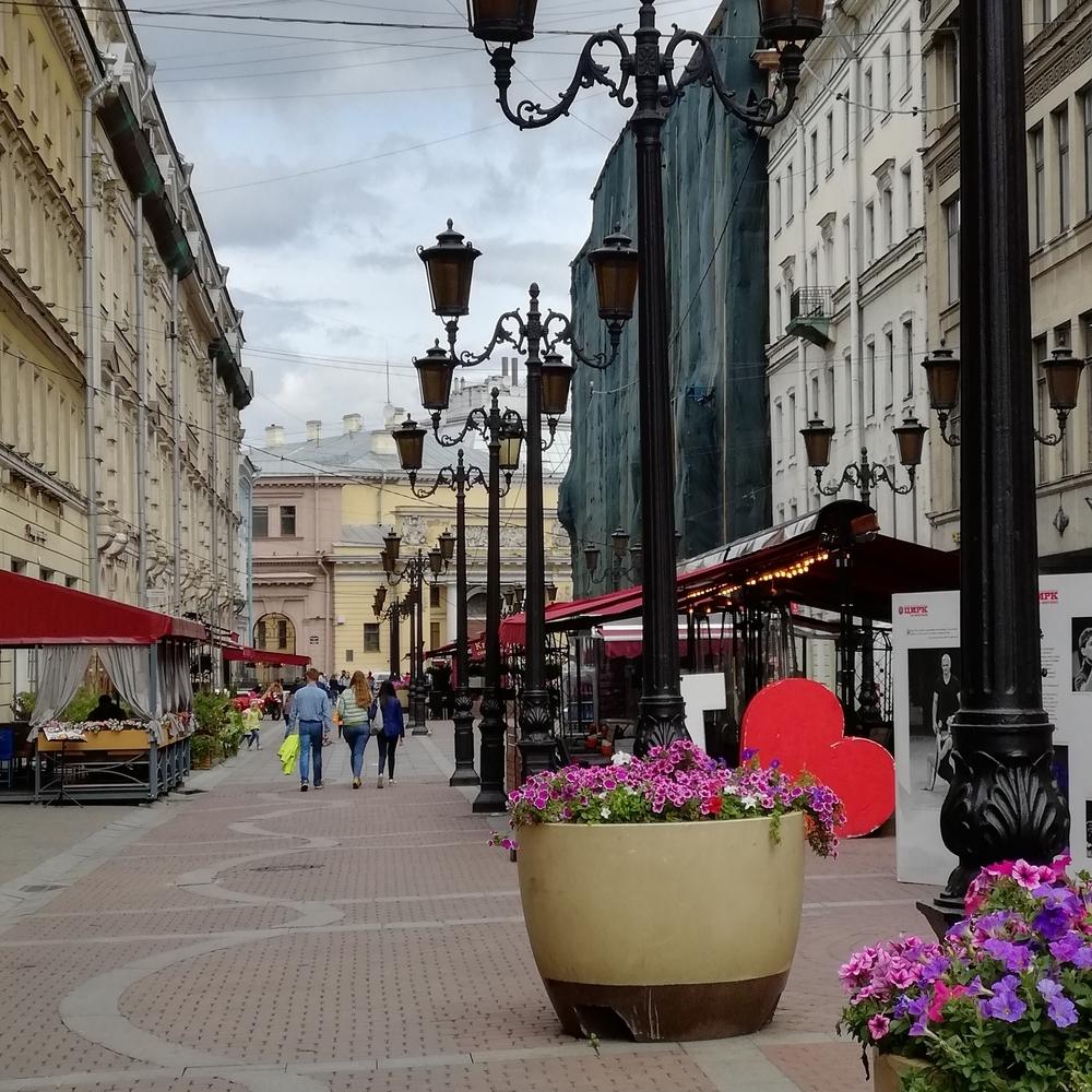 Санкт-Петербург. Открытки. Часть 3-я. Воспоминания, фото № 7
