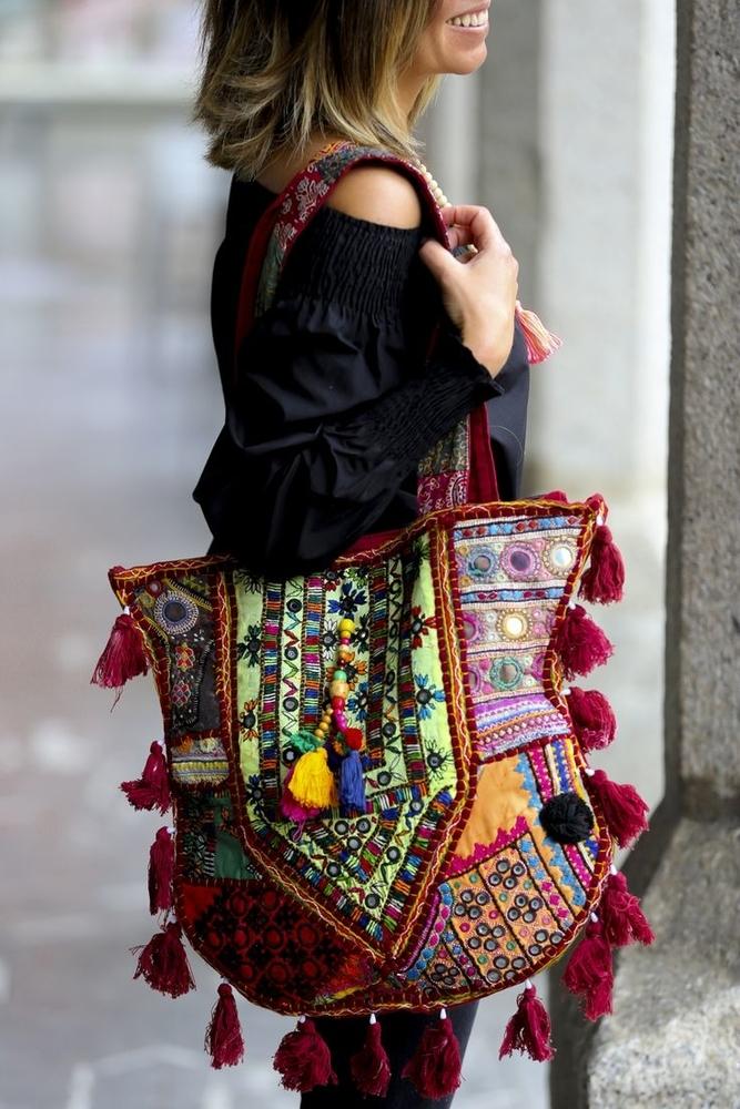 Стиль бохо: мода из параллельных миров, фото № 15
