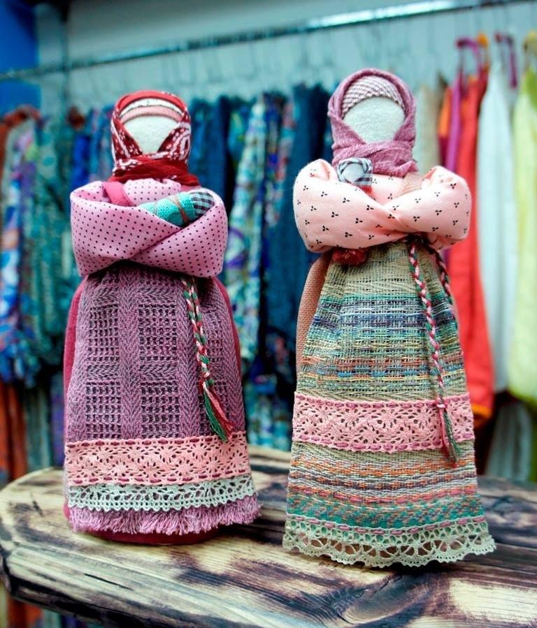 История и особенности русской тряпичной куклы, фото № 19