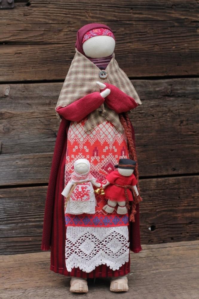 История и особенности русской тряпичной куклы, фото № 33