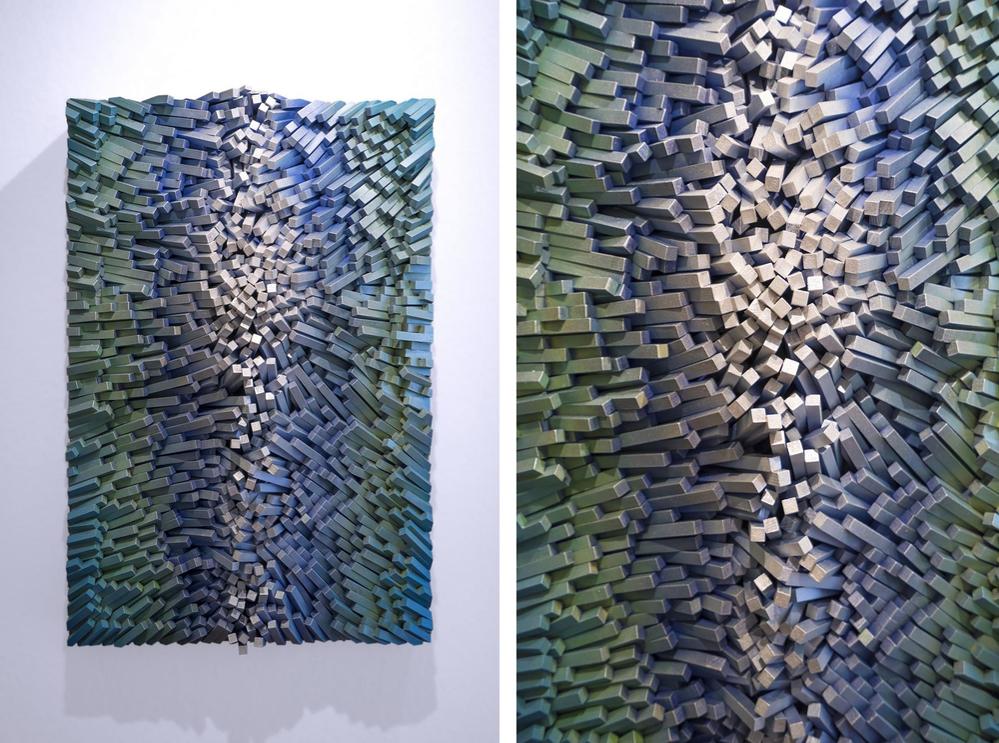 Необычные деревянные скульптуры от Джил Брювель, фото № 17