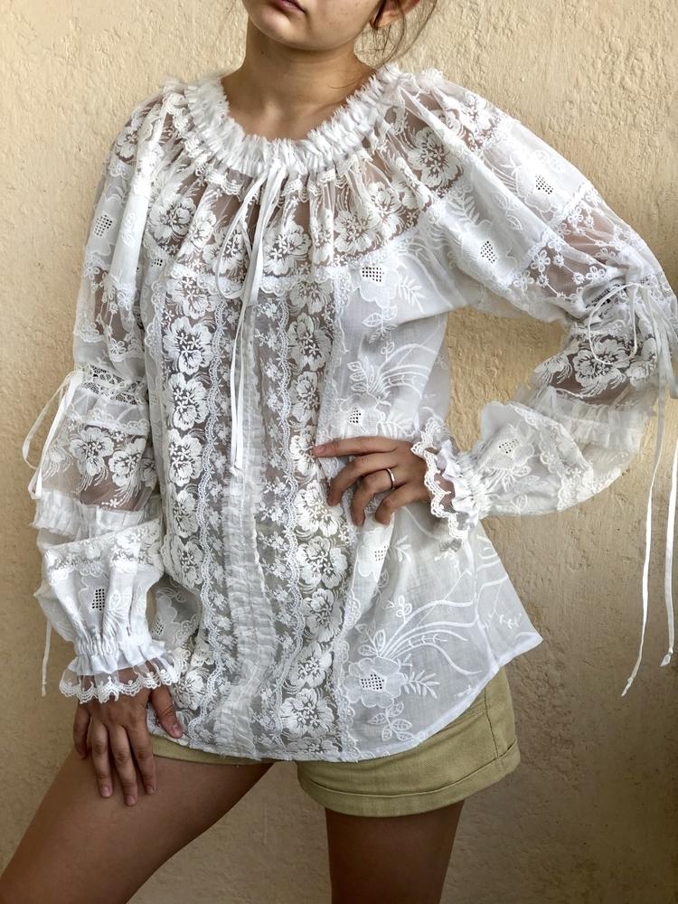 Нежная Одетта теперь в молочном цвете, фото № 7