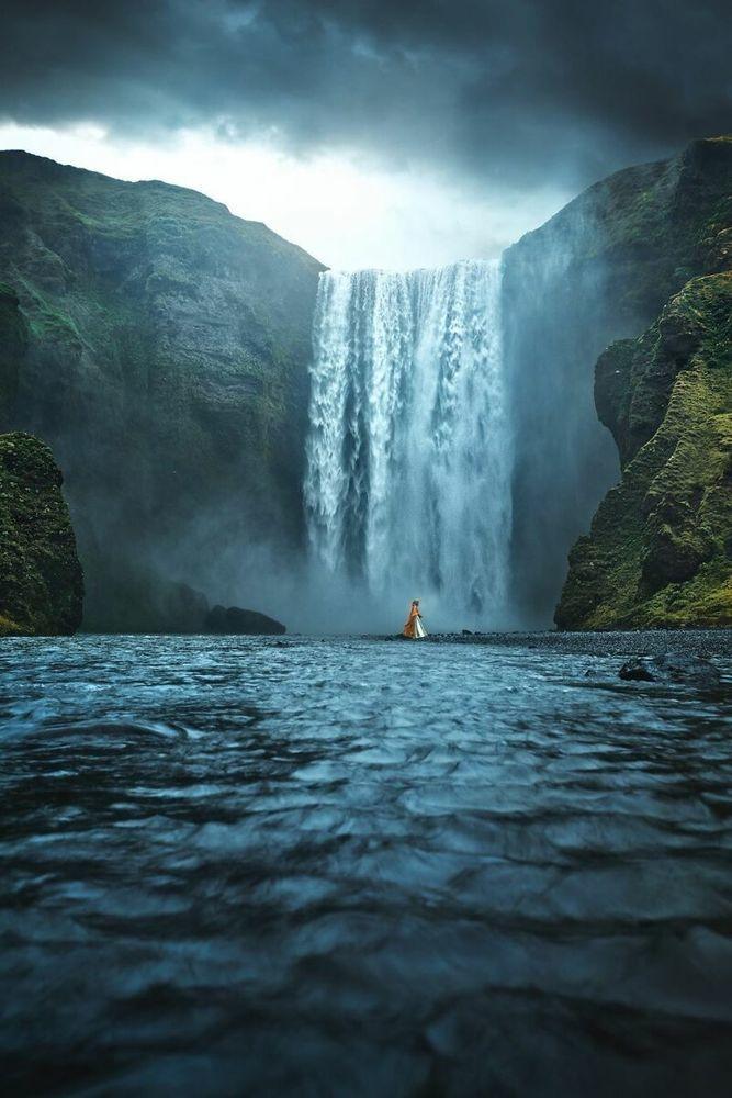 Сказка наяву путешественники Тиджей Дрисдейл и Виктория Йор фотографируют такие уголки планеты, что начинаешь верить, что сказочные миры существуют, фото № 35