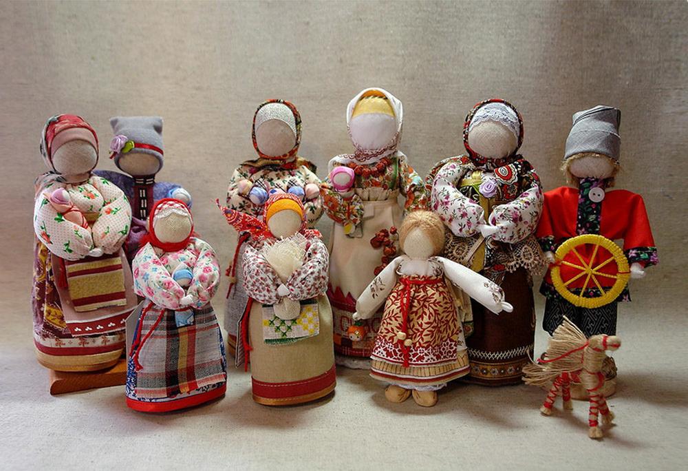 История и особенности русской тряпичной куклы, фото № 4