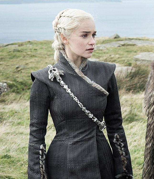 Уникальные костюмы ручной работы в сериале «Игра престолов»