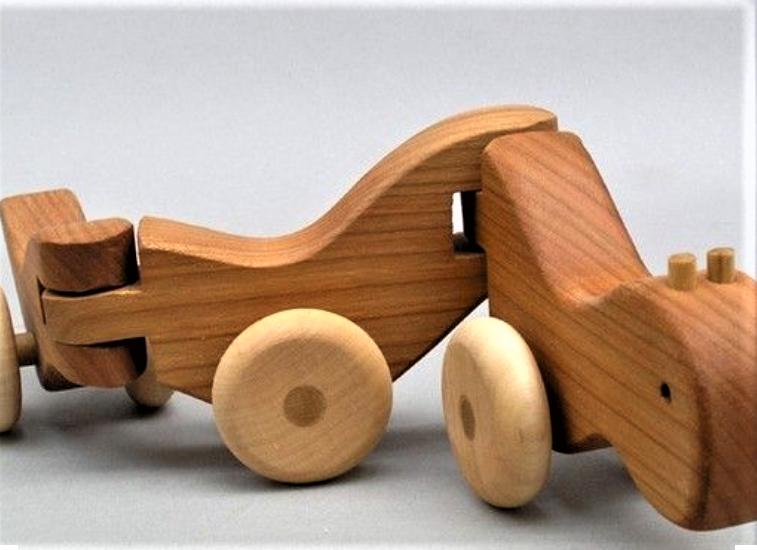 Топ 5 вариантов подвижного соединения на деревянной игрушке