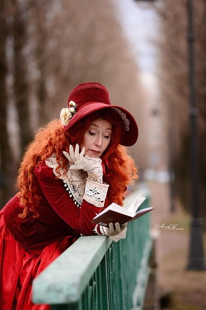 10 ярких образов смелой пенсионерки из Петербурга: зачем пожилая модель постоянно перевоплощается, фото № 13