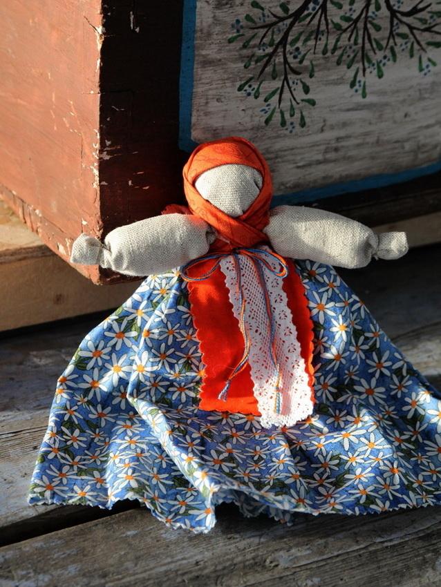 История и особенности русской тряпичной куклы, фото № 14