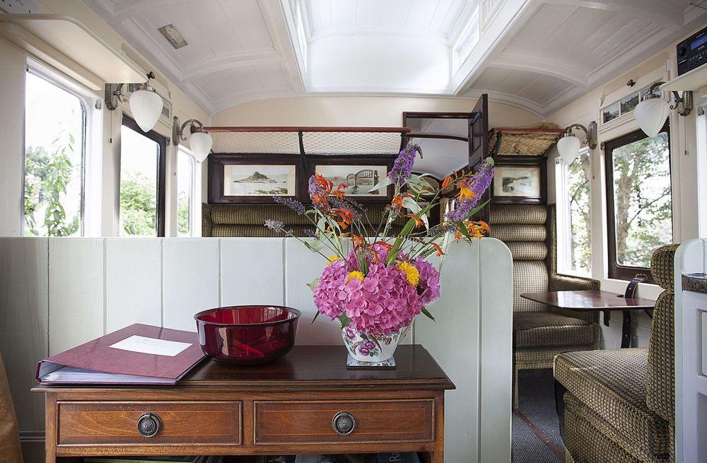 Необычный дом британки Эммы Хаммонд из вагона, фото № 17