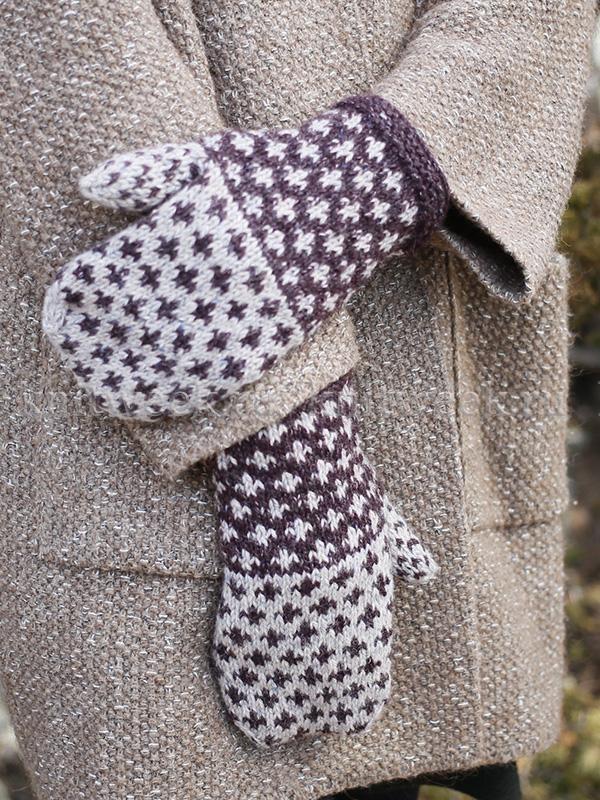 К зиме готовы! 50 идей вещей для вязания спицами, фото № 26