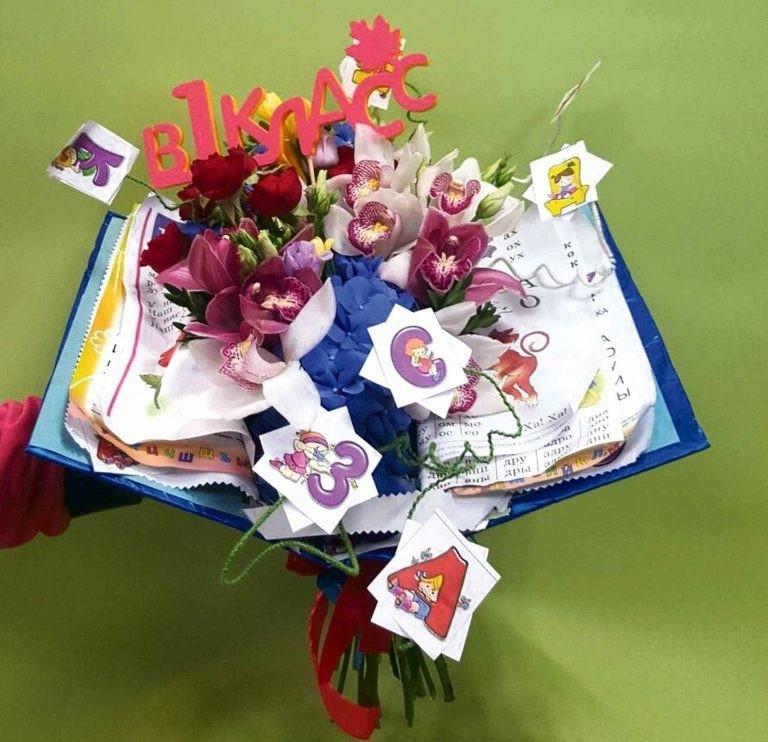 20 идей букетов к первому сентября, которые удивят учителя, фото № 31