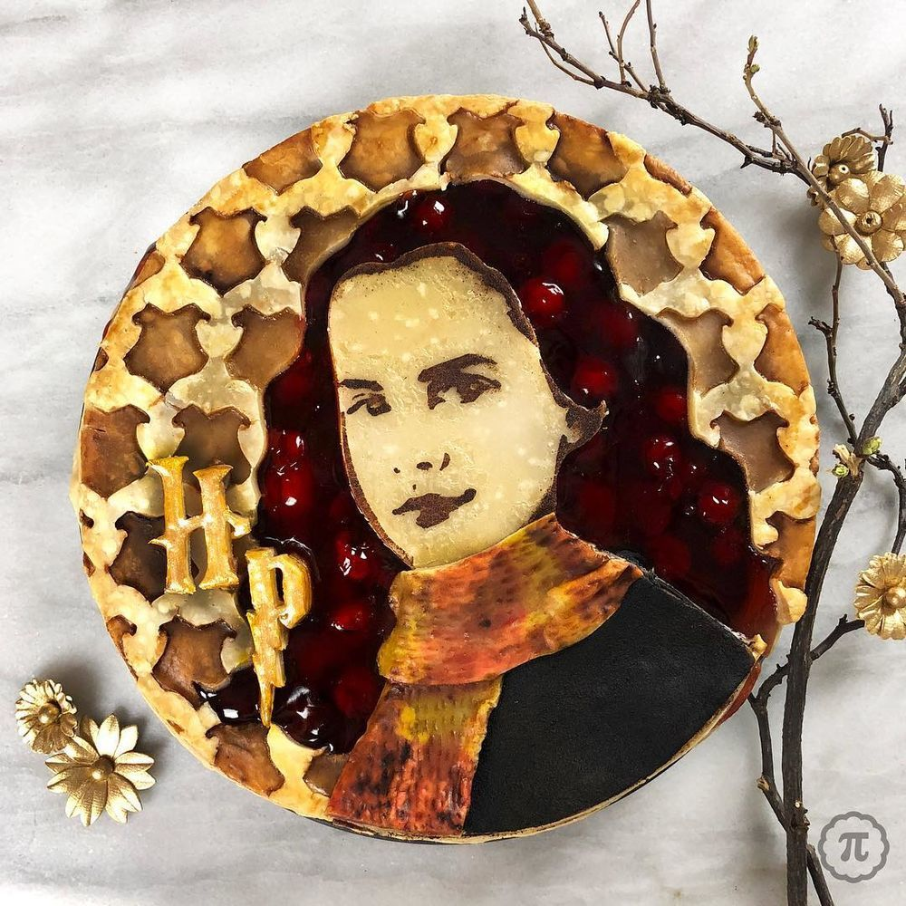 Self-Taught Cook Named Jessica Bakes Christmas Pies — And They Are Gorgeous!, фото № 10