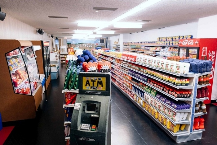 Lucy Sparrow's Supermarket: Felt Products & No GM Foods, фото № 12