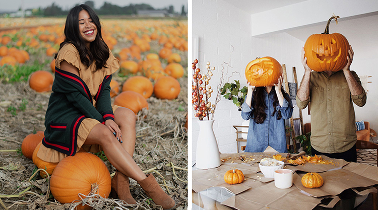 15 Ideas For Autumn Photos That You Will Definitely Want To Repeat, фото № 19