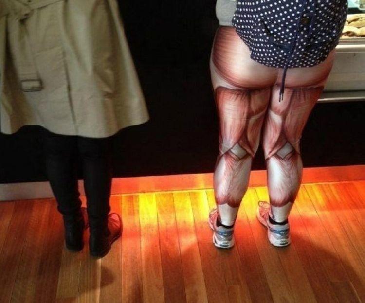 5 правил как носить леггинсы, чтобы не стать ходячим мемом, фото № 10