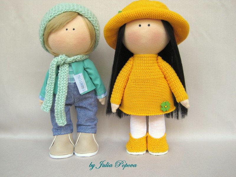 кукла в подарок, интерьерная игрушка, подарок для девочки