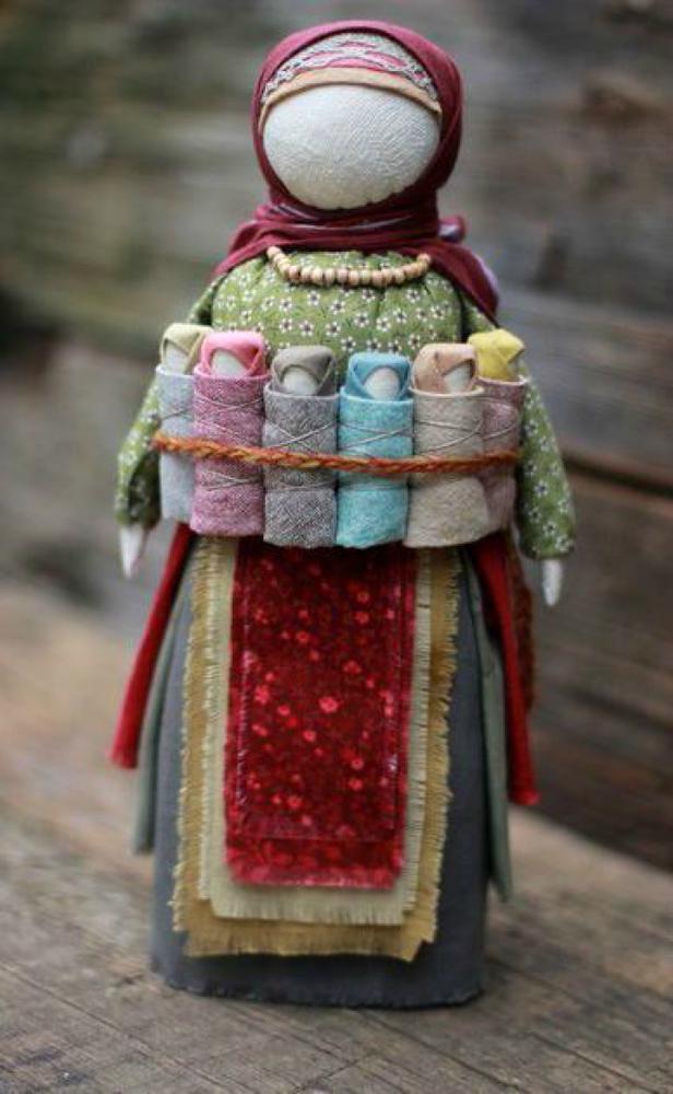 История и особенности русской тряпичной куклы, фото № 20