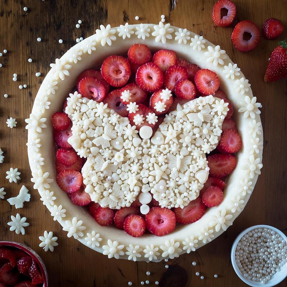Самоучка печет пироги невероятной красоты: кулинарные шедевры от Helen Nugent + 3 секрета идеальной выпечки, фото № 6