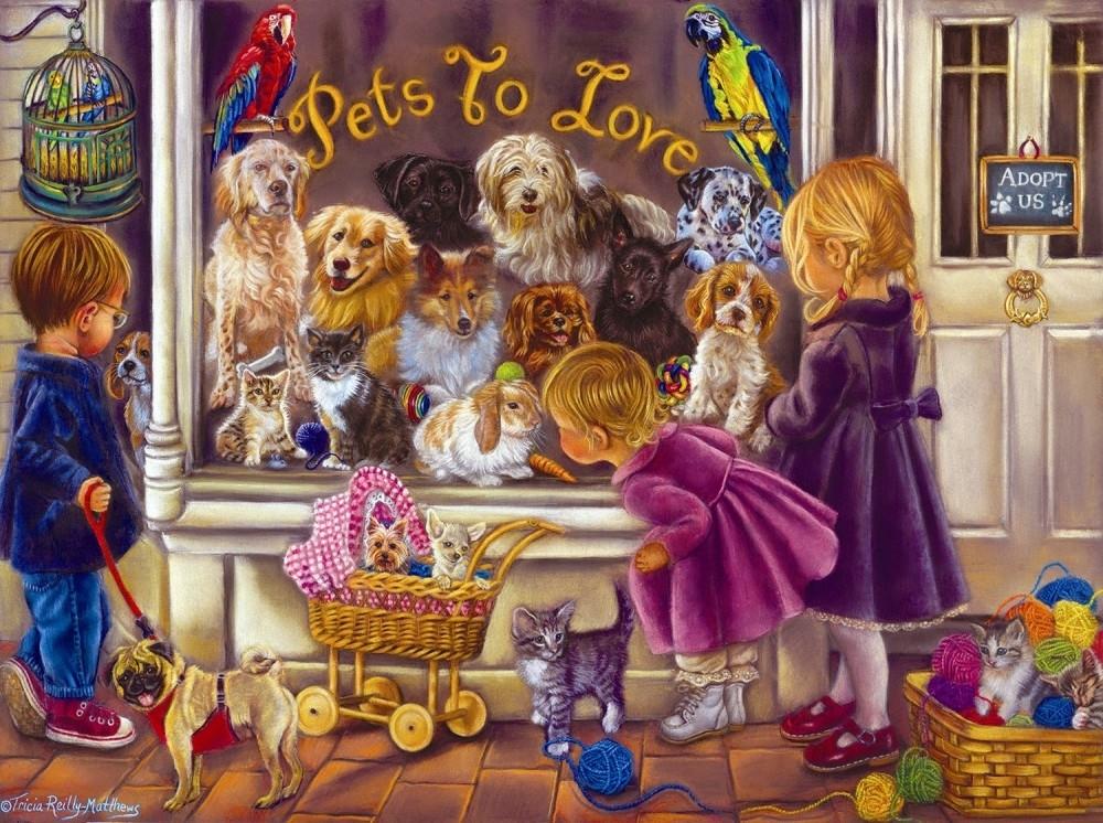 Сказки магазинных витрин, фото № 29