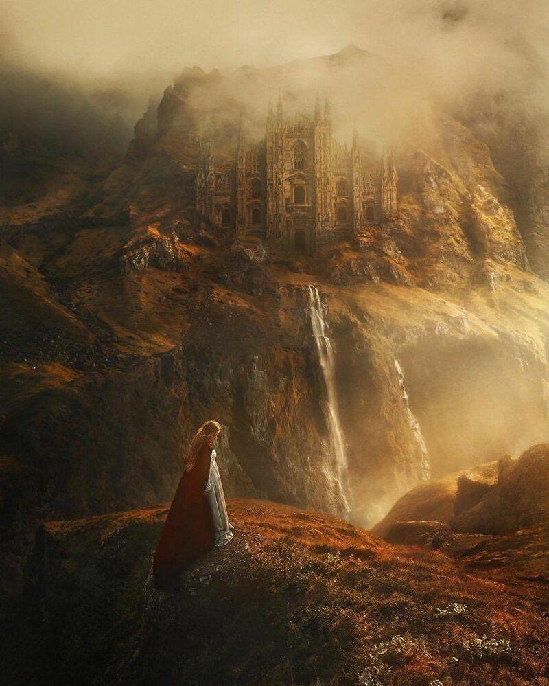 Сказка наяву путешественники Тиджей Дрисдейл и Виктория Йор фотографируют такие уголки планеты, что начинаешь верить, что сказочные миры существуют, фото № 23