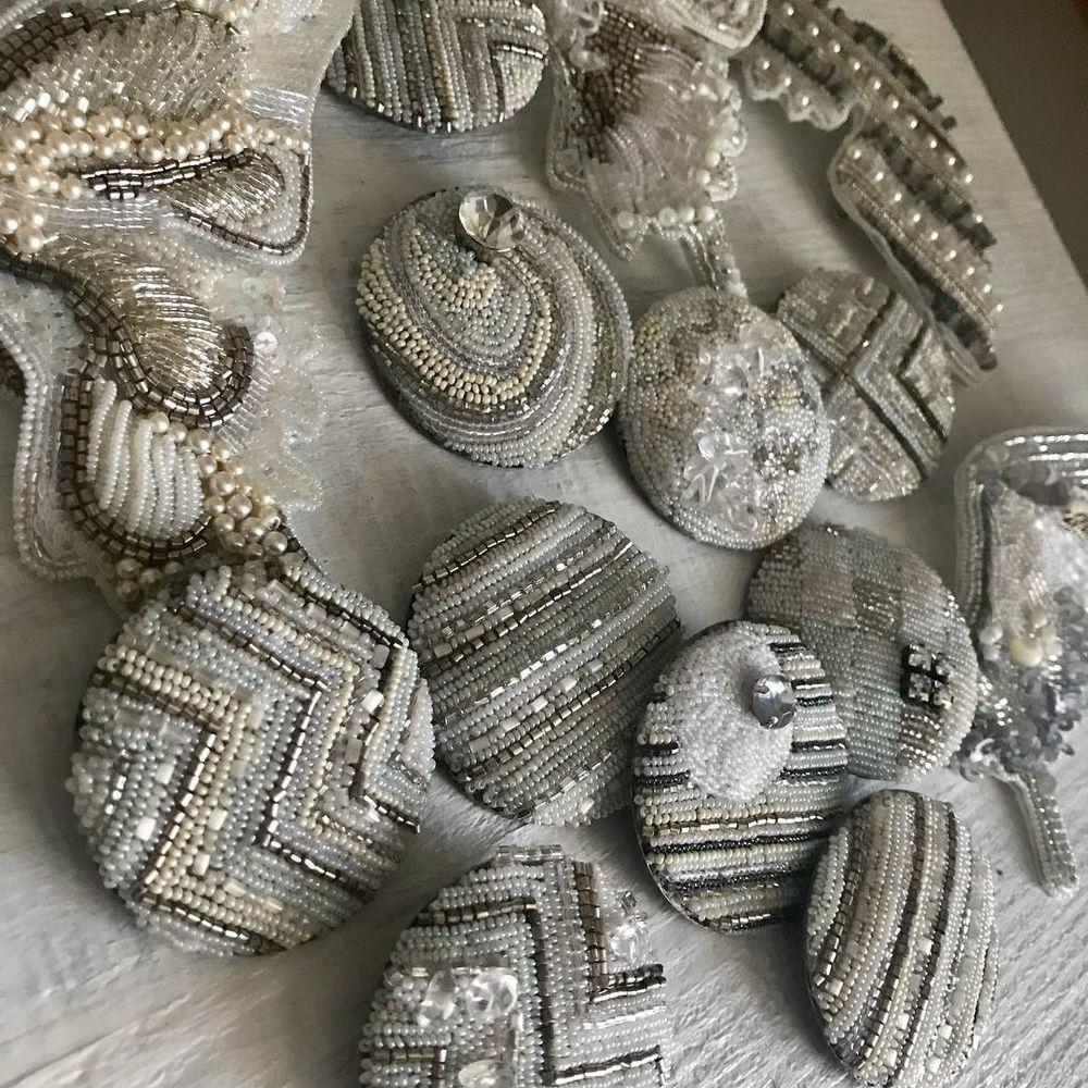 Люневильская вышивка «Buttafry» от May Lilyq